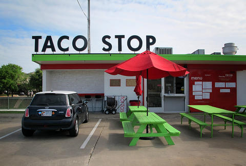 Taco Stop in Dallas