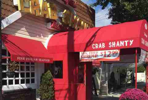 Crab Shanty, City Island