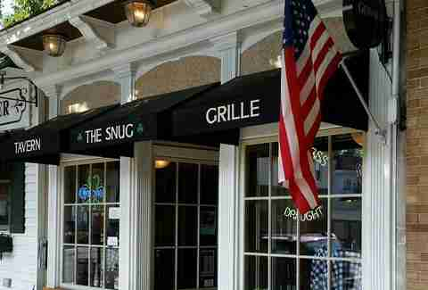 The Snug on City Island