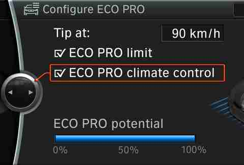 Eco modes help save you a TON of fuel