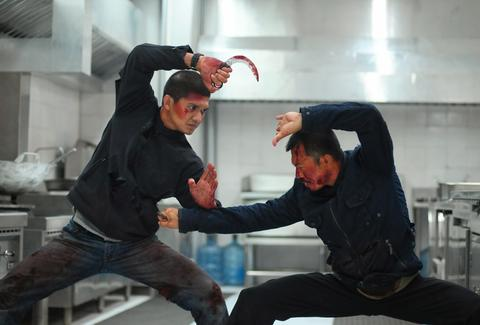 the raid 2 - underrated action movies