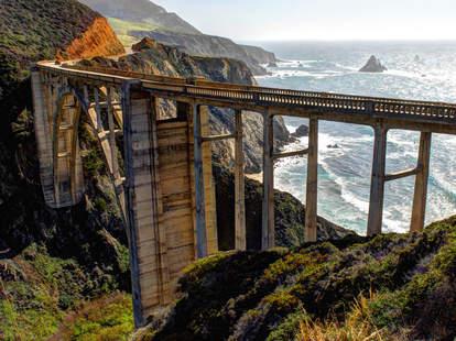 Bixby Bridge in SF
