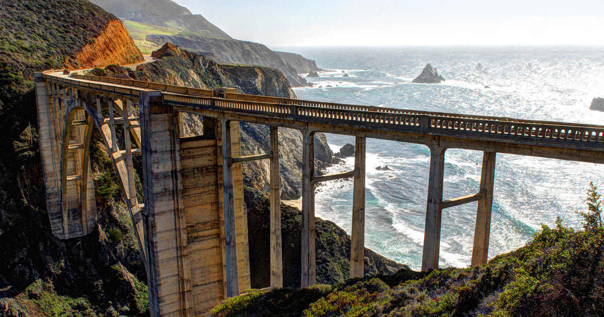 Pacific Coast Highway Road Trip Planner Best Stops From