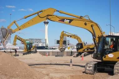 Dig this las vegas playground