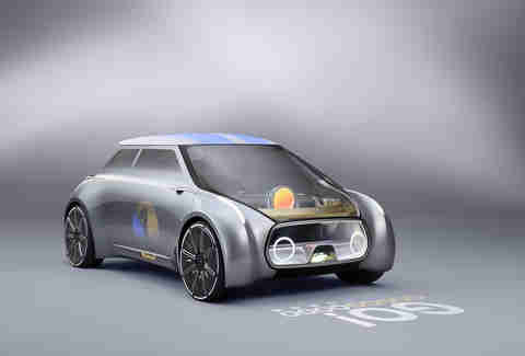The MINI Vision Next 100 Concept