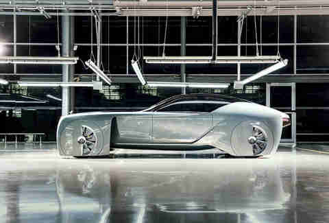 Rolls-Royce Concept Vision Next 100