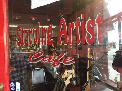 Starving Artist Cafe