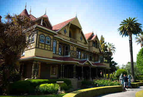 Winchester Mystery House in California