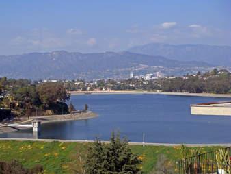 Silver Lake Reservoir