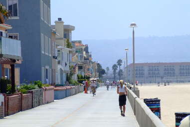 The Strand in LA