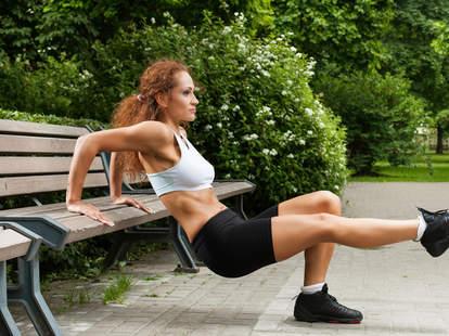 park workout
