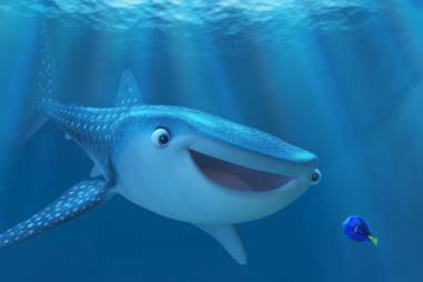 Finding Dory, Pixar Ranked