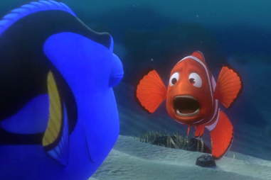 finding nemo - best pixar movies