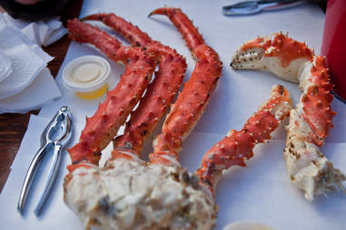 Tracy's King Crab in Juneau, AK