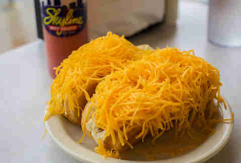 cheese coney