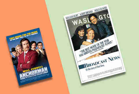 anchorman and broadcast news