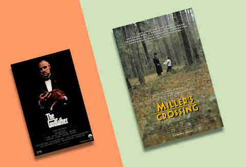 the godfather and miller's crossing