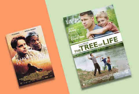 shawshank redemption and tree of life
