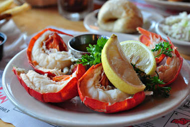 Maine Lobster in Portland, ME