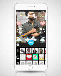 giphy cam app in iphone 6