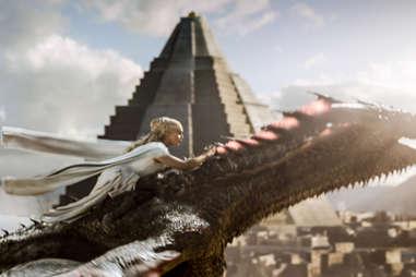 Daenerys Targaryen, Drogon, Game of Thrones