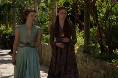 Sansa Stark, Margaery Tyrell, Game of Thrones