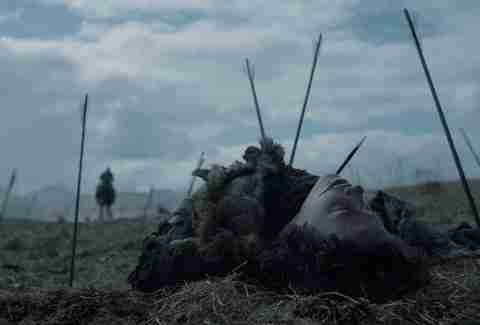 rickon dies game of thrones