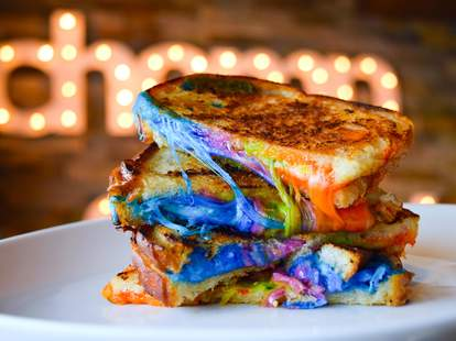 Unicorn Melt at Chomp Eatery & Juice Station