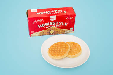 Target Homestyle Frozen Waffles