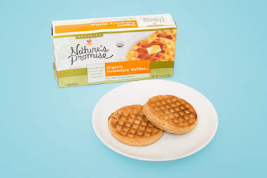 Nature's Promise Frozen Waffles