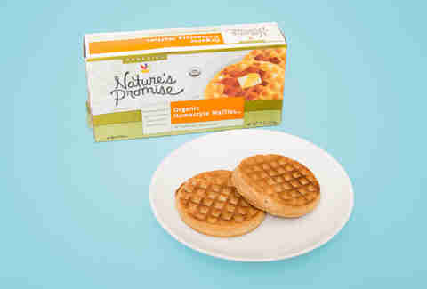 Nature's Promise Frozen Waffles