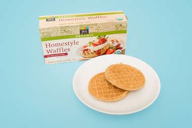 Whole Foods 365 Frozen Waffles