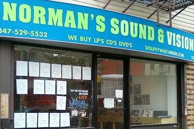Norman's Sound