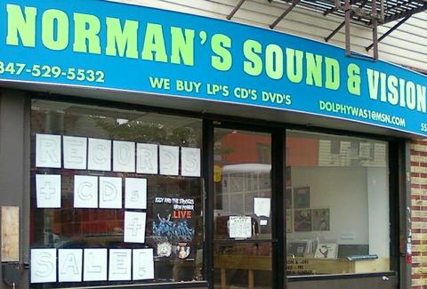 Norman's Sound
