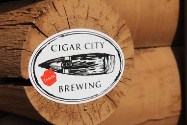 cigar city brewing, florida