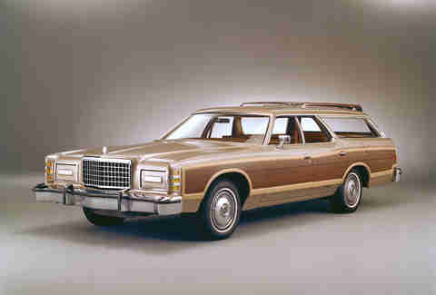 The late 1970s weren't kind to wagons