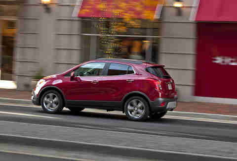 2016 Buick Encore Crossover