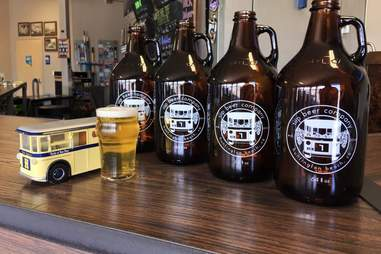Growlers at Riip Beer Company