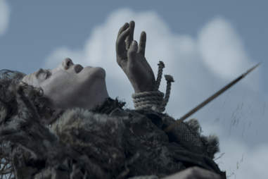 Game of Thrones, Rickon Stark Death