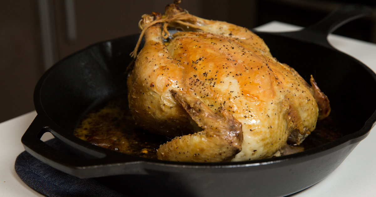 Roast the Perfect Chicken With These Chef-Approved Recipes & Tips