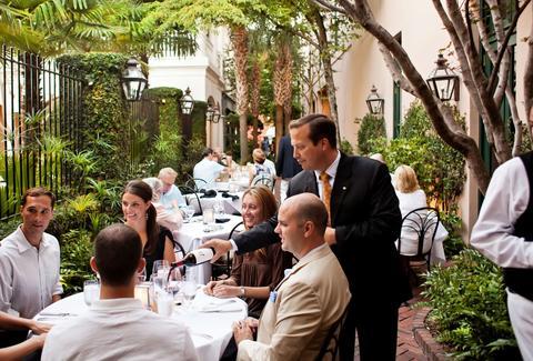 Best Hotel Restaurants In Charleston Sc Thrillist