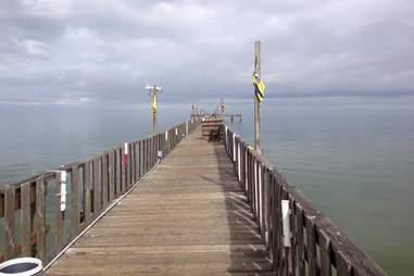 Bear pier