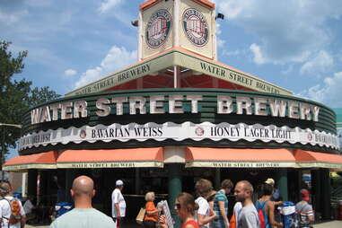 Water Street Brewery in Milwaukee