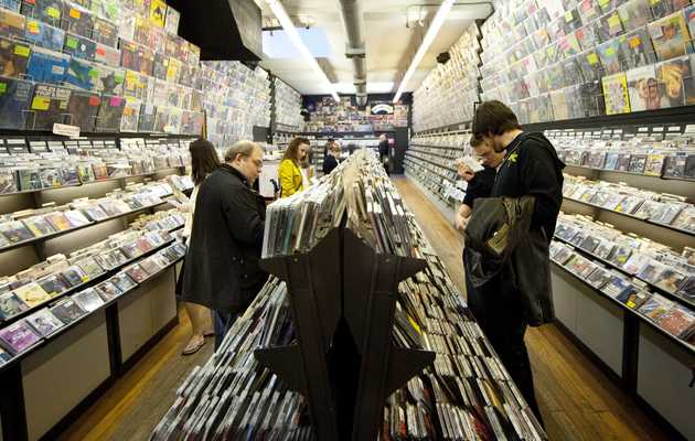 The Best (Remaining) Record Stores in New York City