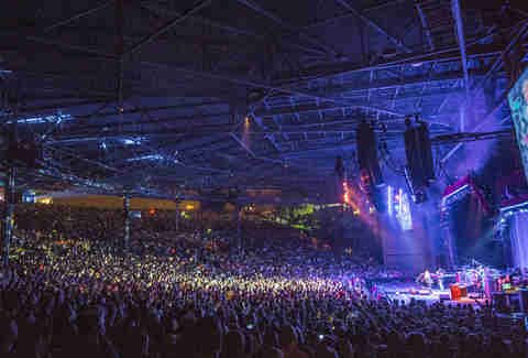 Marcus Amphitheater in Milwaukee