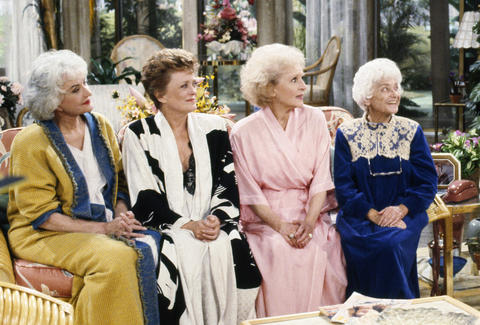 Golden Girls Restaurant