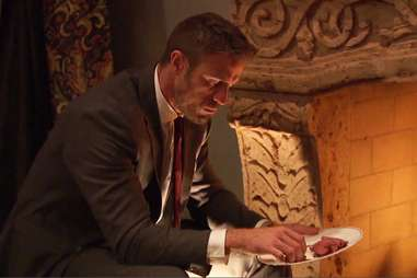chad eating meat on bachelorette