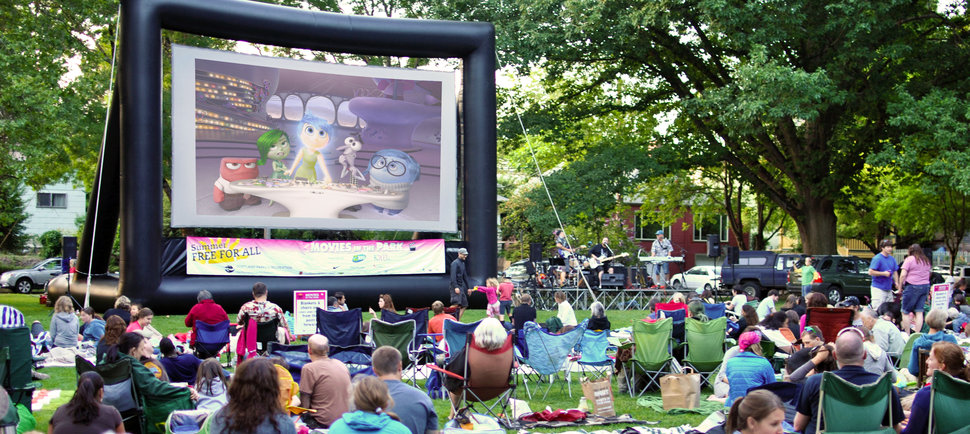 Every Outdoor Movie Playing in Portland This Summer