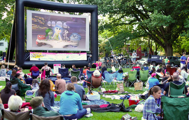 Every Outdoor Movie Playing in Portland This Summer, in One Calendar