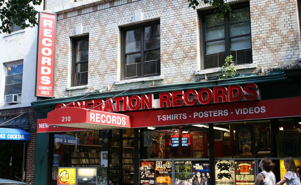 Generation Records A New York Ny Venue